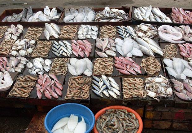 Рыбный рынок Александрии