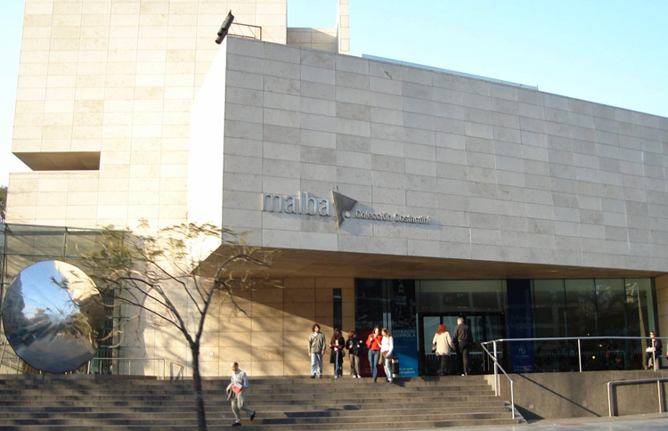 Музей латиноамериканского искусства