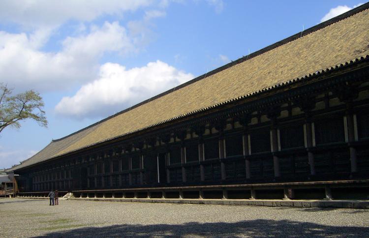 Храм Сандзюсангэндо