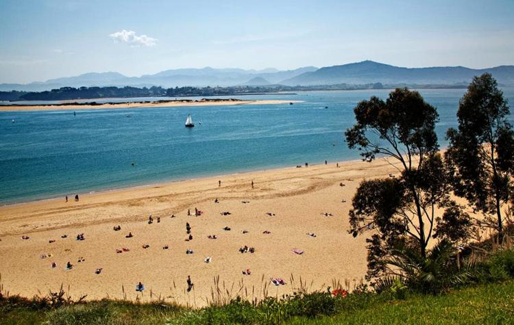 Пляжи Сантандера