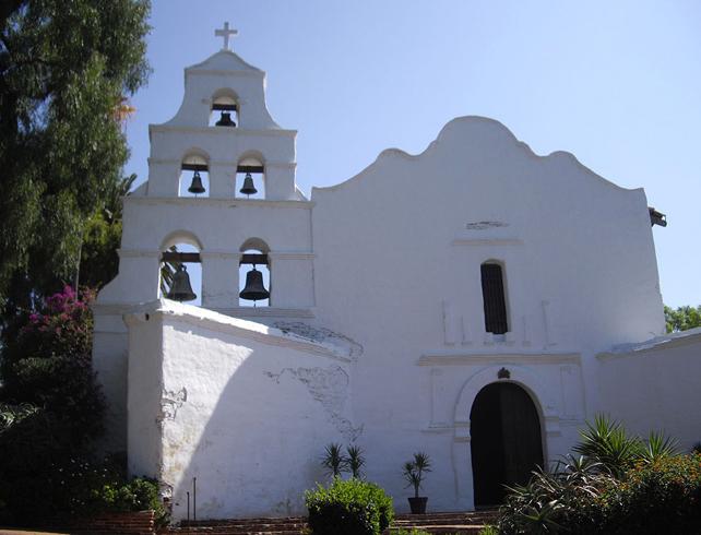 Миссия Сан-Диего-де-Алькала