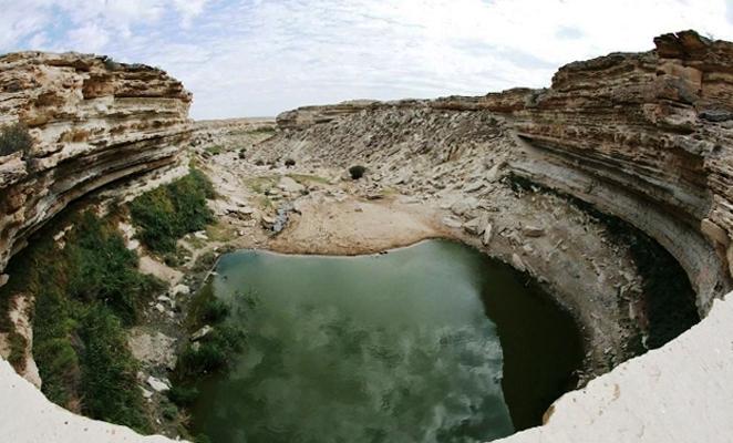 Озеро Саура