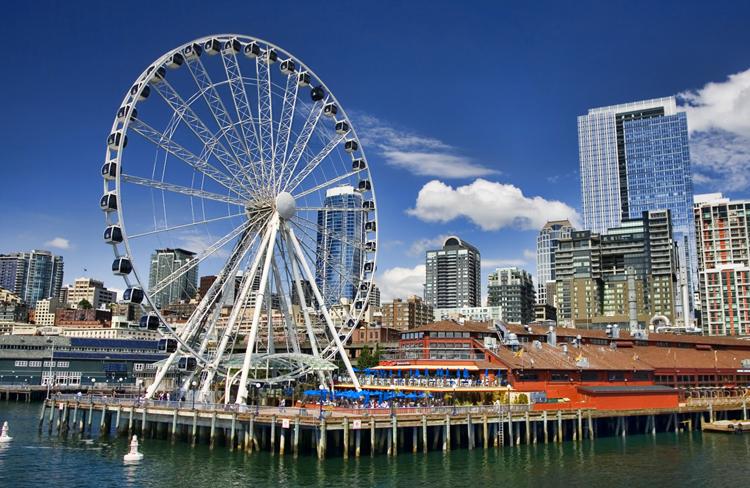 Большое колесо Сиэтла