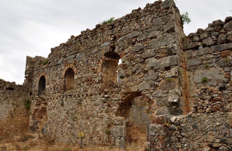 Развалины Сьедры