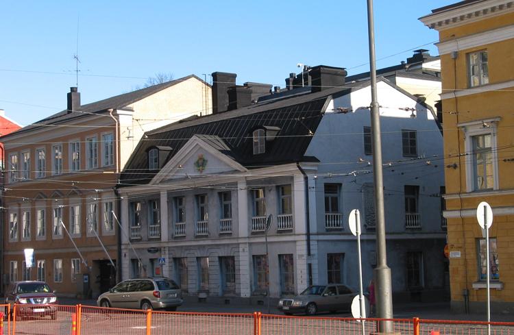 Дом Седерхольма