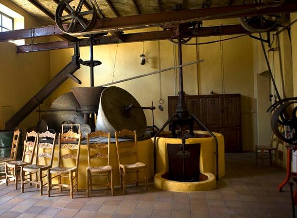 Музей оливкового масла
