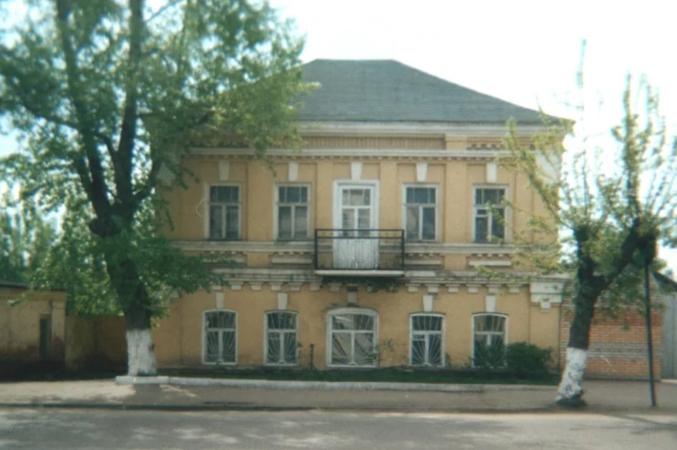 Музей русской песни, возведенный в честь А.П. Аверкина
