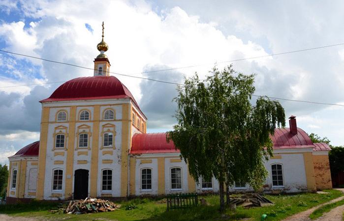 Церковь Афанасия и Кирилла, патриархов Александрийских