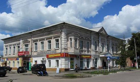 Жилой Дом Прохоровой и Полуниной