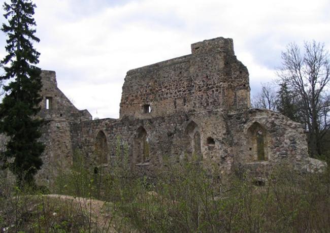 Кримулдский замок