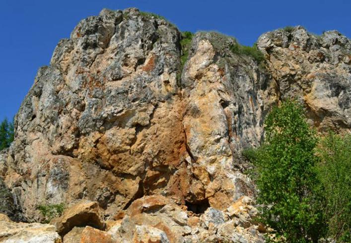 Скалы Грюнвальда