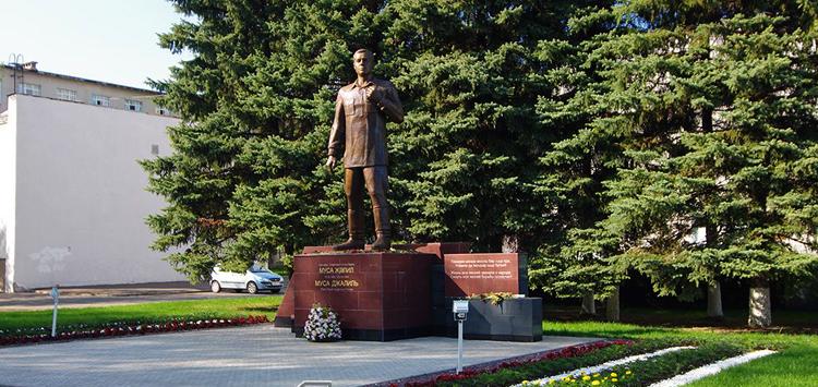 Памятник М. Джалилю