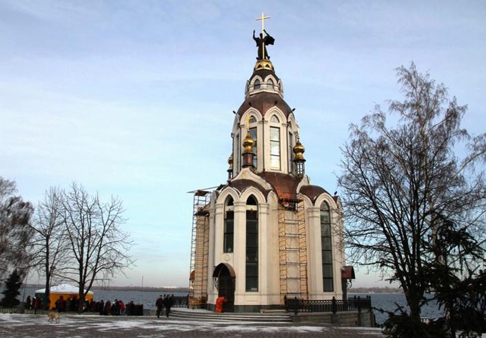 Храм в честь собора Иоанна Крестителя