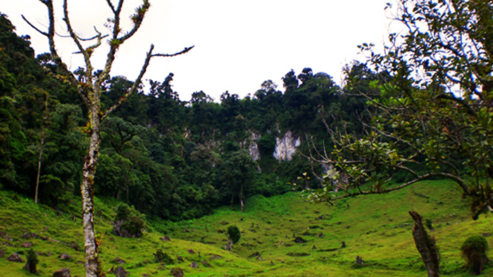 Национальный парк Соберания