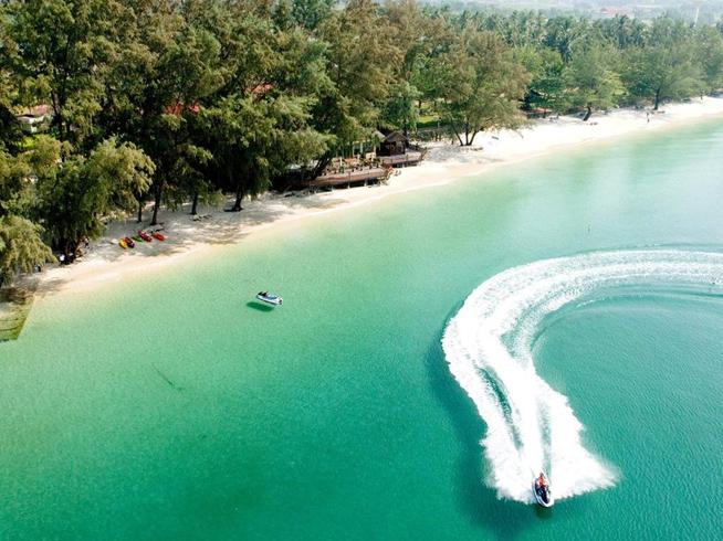 Пляж «Соха»