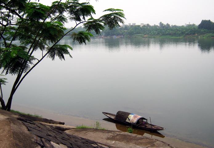 Благоухающая река Хыонг