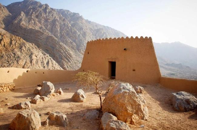 Сторожевые башни Рас-эль-Хайма