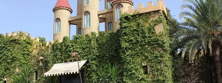 Замок графа Альфаса