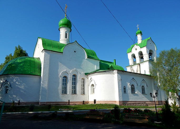Кафедральный Свято-Троицкий собор