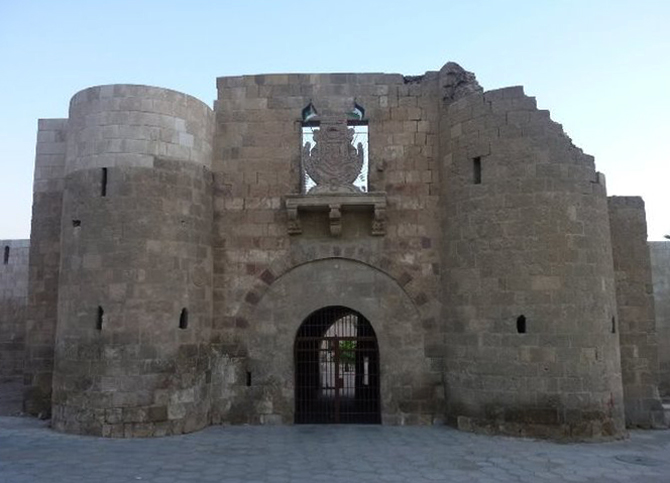 Крепость Акаба