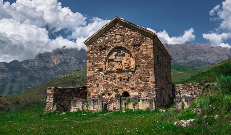 Храм Тхаба-Ерды