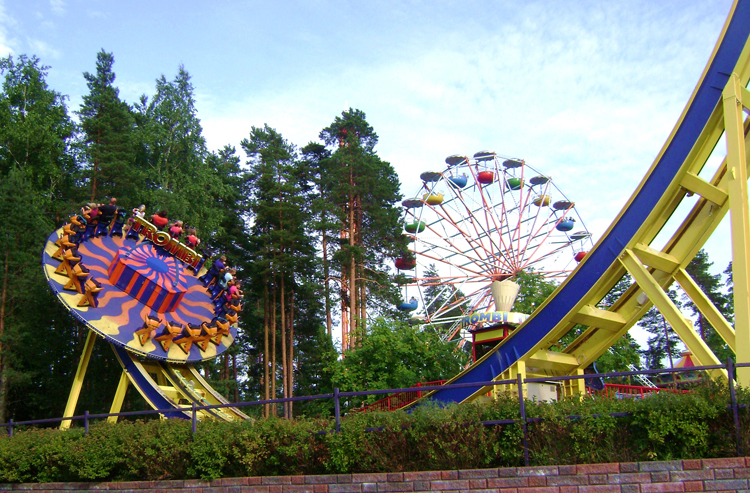 Парк «Тюккимяки»
