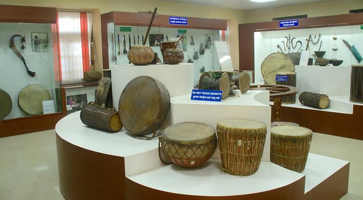 Музей племён