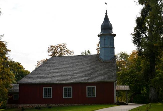 Турайдская лютеранская церковь