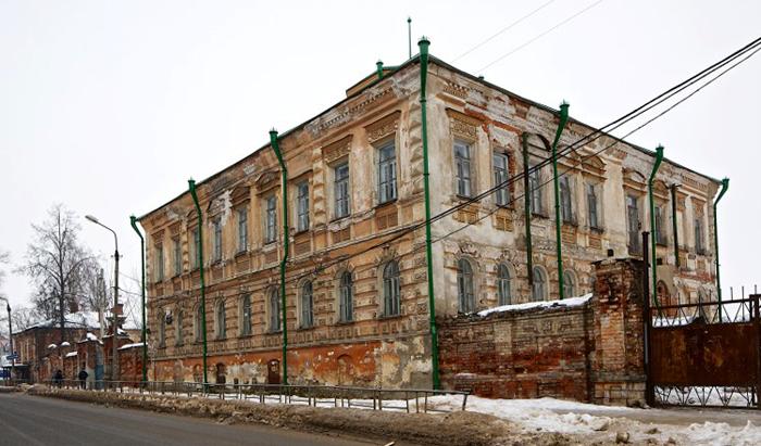 Усадьба Ясюнинского