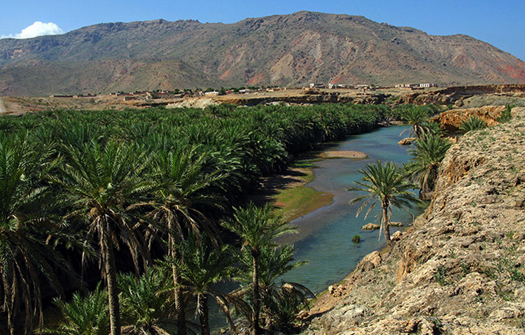 Река Вади-Хадрамаут