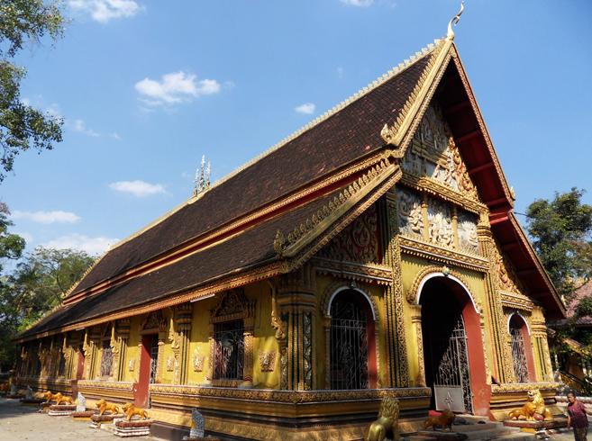Храм Симыанг