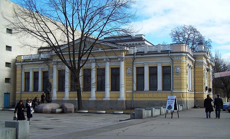 Днепропетровский национальный исторический музей имени Д. И. Яворницкого