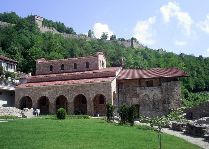 Церковь Сорока мучеников