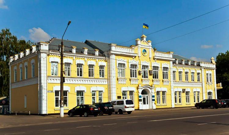 Здание Великосорочинской учительской семинарии