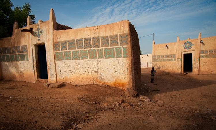 «Birni Quarter» в Зиндере
