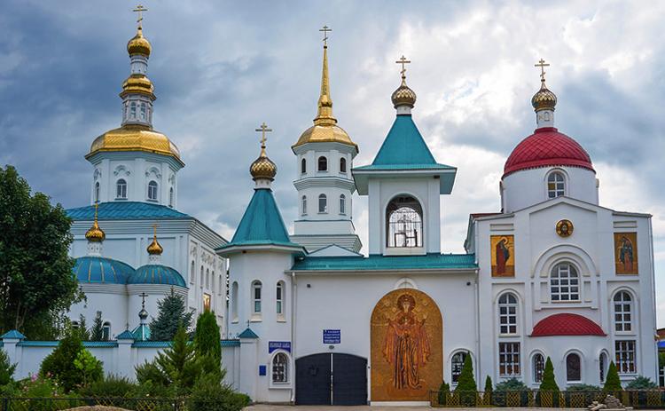 Монастырь в честь иконы Божией Матери «Нерушимая стена