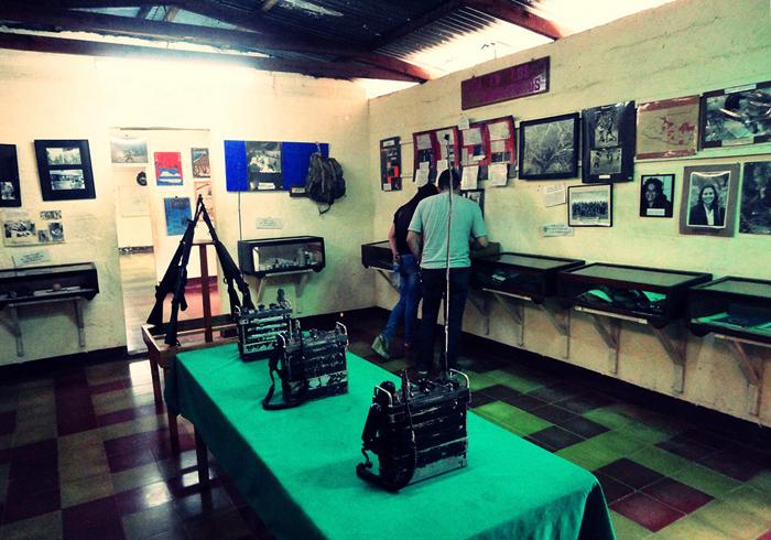 Музей «Museo de la Revolución Salvadoreña»