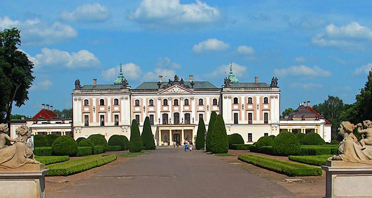 Дворец Браницких