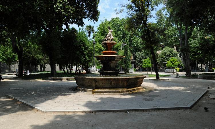 Парк Строссмайер
