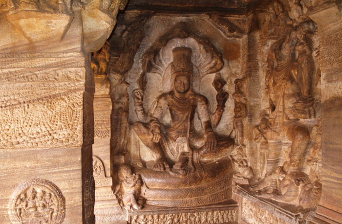 Храм Вишну