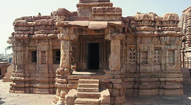 Храмовый комплекс Малликарджуна