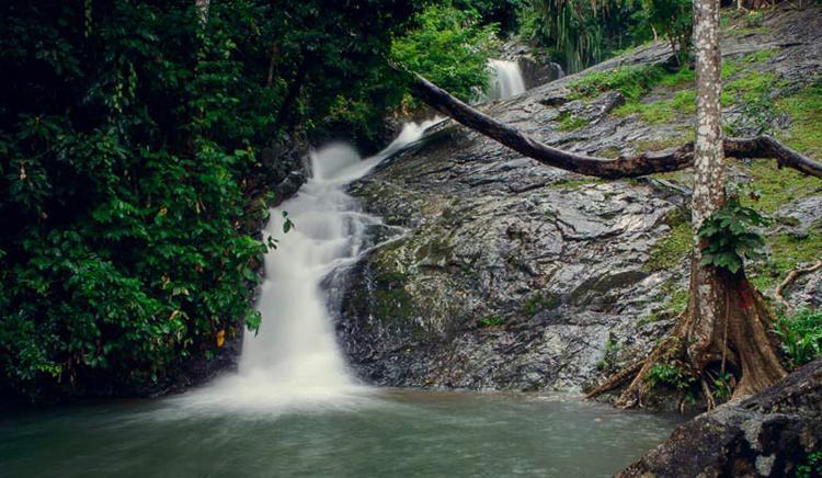 Водопад «Дуриана»