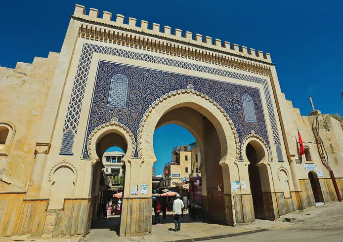 Ворота Баб-Бу-Джелуд