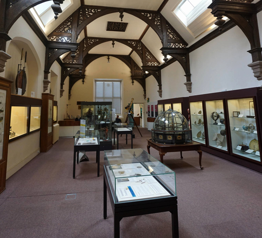 Музей истории науки Уиппла