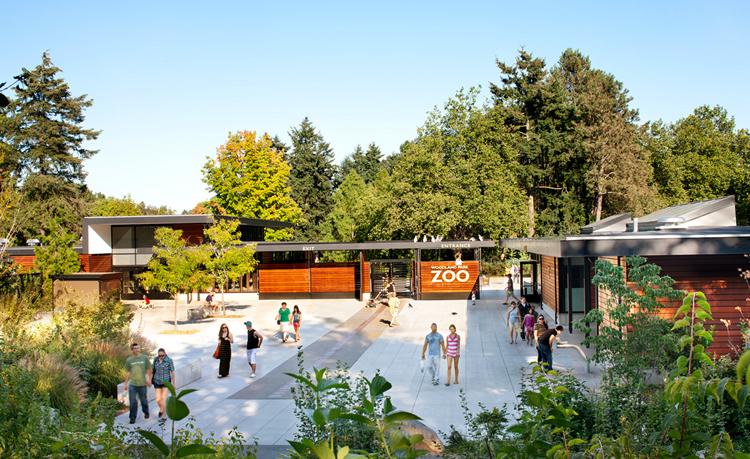 Зоопарк «Вудленд Парк»