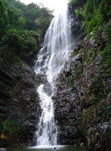 Водопад «Темурун»