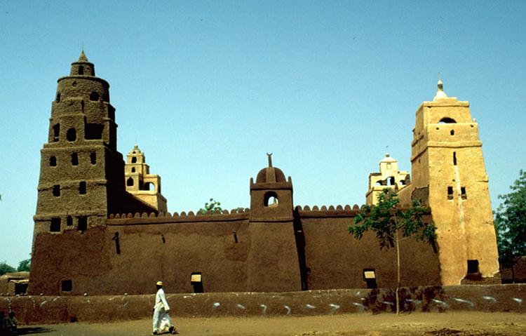 Мечеть Ямма