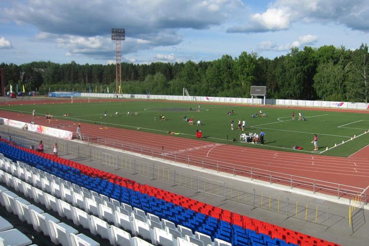 Стадион «Янтарь»