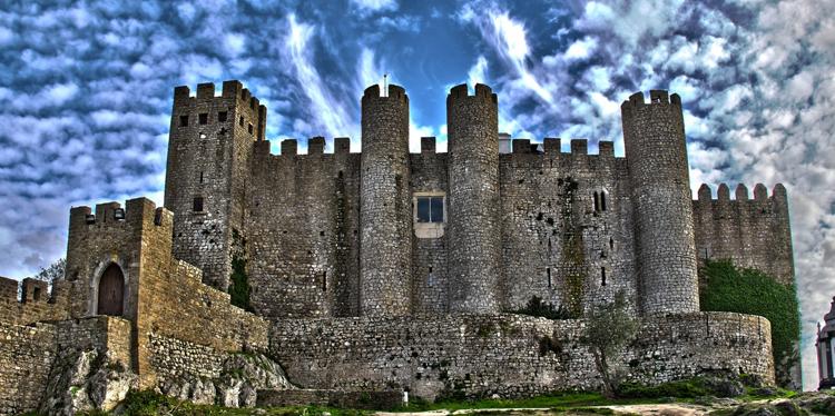 Замок Обидуш
