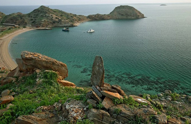 Зеленый остров в Массауа